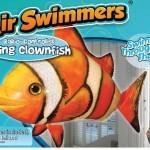 Air Swimmer Clownfish+ Witzige Geschenke + lustige Geschenkideen