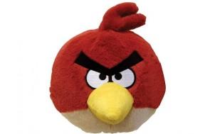 Angry Birds Plüschtier + jetztbinichpleite.de