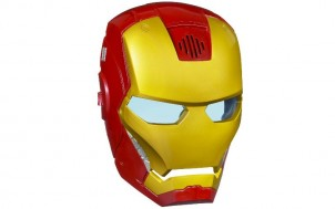 Avengers - Elektronische Iron Man Maske + jetztbinichpleite.de