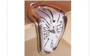 Dali Uhr + Witzige Geschenke + lustige GeschenkideenGeschenke