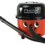 Desktop Henry Vacuum Cleaner + jetztbinichpleite.de