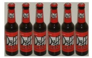 Duff Beer 6 Pack + was schenke ich meinem Freund + Geschenk Idee