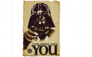 Empire Needs You Poster + Geschenkideen für Männer und Gadgets