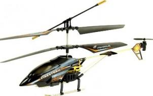 Firestorm GOLD Indoor Helikopter + jetztbinichpleite.de