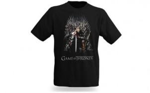 Game of Thrones - Eddard Stark T-Shirt + jetztbinichpleite.de
