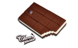 Geschenkideen und Gadgets finden + Schokoladen USB-Maus