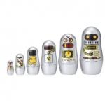 Geschenkideen und Gadgets finden - Matryoshka Wahnsinn Roboter