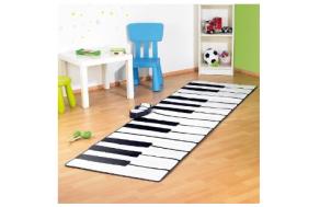 Geschenkideen und Gadgets finden - Riesige Klavier-Matte
