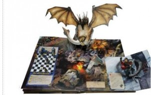 Harry Potter A Pop Up Book+ Geschenkideen für Männer und Gadgets