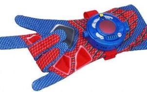 Hasbro Spiderman Handschuh + jetztbinichpleite.deHandschuh