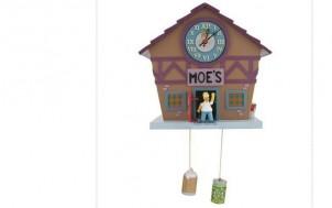 Kuckucksuhr HOMER AT MOE'S + jetztbinichpleite.de