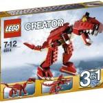 LEGO Creator T-Rex + jetztbinichpleite.de