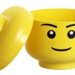 Lego Aufbewahrungsbox Kopf + jetztbinichpleite.de
