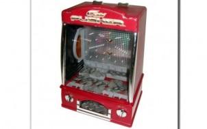 Münzschieber Automat + was schenke ich meinem Freund + Geschenk Idee