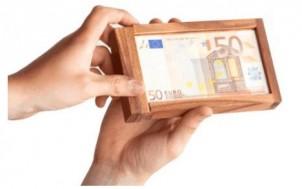 Magische Geldgeschenkbox + Geschenkideen für Männer und Gadgets