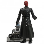 Marvel Select Red Skull Figure + jetztbinichpleite.de