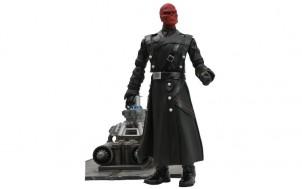 Marvel Select Red Skull Figure + jetztbinichpleite.de