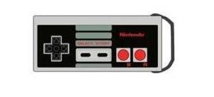 Nintendo Controller Gürtelschnalle + jetztbinichpleite.de