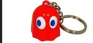 Pac-Man Schlüsselanhänger Geist+ jetztbinichpleite.de