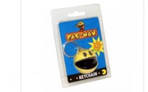 Pac-Man Schlüsselanhänger mit Sound + jetztbinichpleite.de