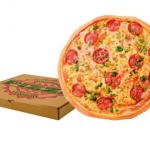 Pizzakissen Scherzartikel für Pizzajunkies