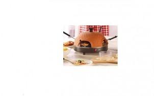 Pizzaofen mit Terrakotta-Haube + jetztbinichpleite.de