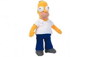 Plüschfigur Homer + jetztbinichpleite.deHomer Plüschfigur Homer + jetztbinichpleite.deHomer