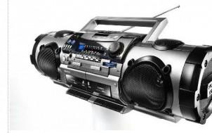 Radio Boombox + was schenke ich meinem Freund + Geschenk Idee