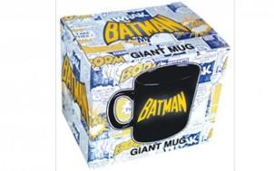 Riesen Tasse Batman + Geschenkideen für Männer und Gadgets