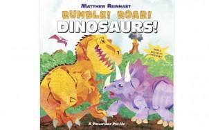 Rumble! Roar! Dinosaurs! + jetztbinichpleite.de