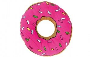 Simpsons-Kissen Donut | jetztbinichpleite.de