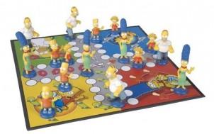 Simpsons Mensch Ärgere Dich Nicht Spiel + jetztbinichpleite.de