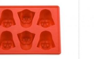 Star Wars Darth Vader Eiswürfelform und Backform + jetztbinichpleite.de