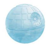 Star Wars Eiswürfelform + coole Cocktails