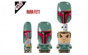 Star Wars MIMOBOT USB Stick Boba Fett + jetztbinichpleite.deStick
