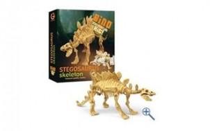 Stegosaurus zum Selberbauen + jetztbinichpleite.de
