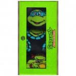 Teenage Mutant Ninja Turtles 3 Socken+ jetztbinichpleite.de