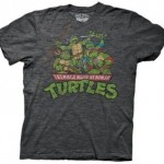Teenage Mutant Ninja Turtles T-Shirt+ jetztbinichpleite.de