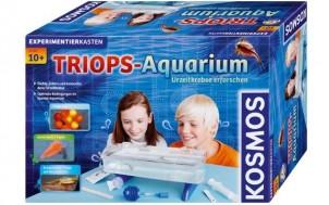 Triops-Aquarium + jetztbinichpleite.dejetztbinichpleite