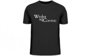 Winter Is Coming T-Shirt + jetztbinichpleite.de