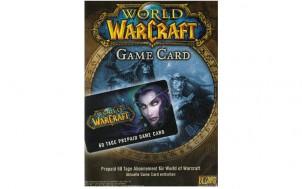 World of WarCraft - GameCard + jetztbinichpleite.de