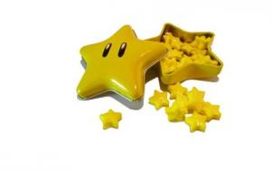 brauche hilfe geschenk - Super Mario Brothers Super Star Candy