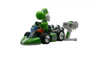 brauche hilfe geschenk - Yoshi Mega-Kart + Funk-Fernsteuerung