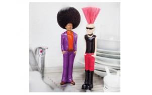 brauche hilfe geschenk - lustige Spülbürste Single Haushalt
