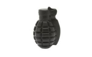 geschenk für ehemann gesucht - Stressball Granate