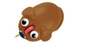 geschenk für ehemann gesucht - USB Maus Hund
