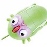 geschenk für ehemann gesucht - USB Maus Käfer