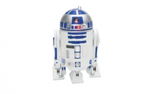 hilfe brauche geschenk + Star Wars Wecker R2-D2