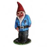 hilfe geschenkidee für freund + Zombie Gartenzwerg