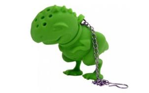 hilfe geschenkidee für freund + Tee Ei 'T-Rex'